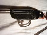 Детское духовое ружье двухстволка СССР клейма + знак качества, фото №3