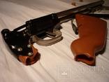 Детское духовое ружье двухстволка СССР клейма + знак качества, фото №7