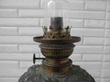 Керосиновая гасовая лампа Kosmos Ditmar ( Германия , Клейма ), фото №10