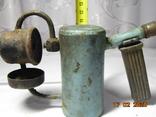 Маленькая паяльная лампа   ЛП - 0,2, фото №3