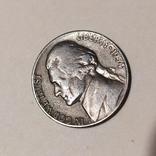 5 центов 1954 год, фото №2