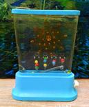 Водяная игра дельфин, собери шарики по цветам. СССР., фото №4