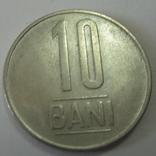 Румыния 10 бани 2017 год., фото №2