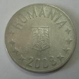 Румыния 10 бани 2008 год., фото №6