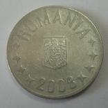 Румыния 10 бани 2008 год., фото №7