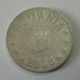 Румыния 10 бани 2008 год., фото №8