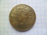 Копія золотої монети копія, фото №2