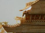 Пано - діорама китайська мініатюра, ручна робота ( коркове дерево ), фото №6