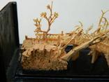 Пано - діорама китайська мініатюра, ручна робота ( коркове дерево ), фото №7