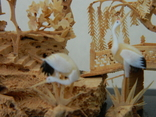 Пано - діорама китайська мініатюра, ручна робота ( коркове дерево ), фото №9