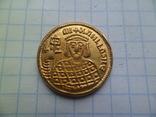 Золота монета копія, фото №2