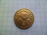 Золота монета копія, фото №4