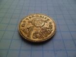 Золота монета копія, фото №5