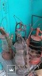 Лампы летучая мышь 4 шт, фото №2