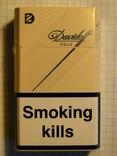 Сигареты Davidoff GOLD