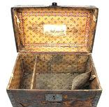 Масонский комплект в родном сундуке, 1890-1920 гг., фото №9
