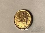 1 доллар США 1852 год копия, фото №2