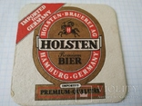 Підкладка під келих пива Holsten, фото №3