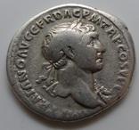 16) Денарий Траян, фото №2