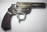 3 Рейх. Ракетница LP-34. 1941 г. Клейма, фото №2