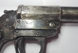 3 Рейх. Ракетница LP-34. 1941 г. Клейма, фото №6