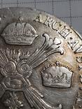 Талер 1796 М, Австрия, Франциск II, Серебро, фото №6