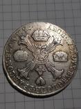 Талер 1796 М, Австрия, Франциск II, Серебро, фото №8
