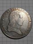 Талер 1796 М, Австрия, Франциск II, Серебро, фото №2