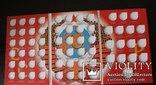 Альбом для монет СССР 1961-1991г альбом для юбилейных монет СССР 64+4, фото №3