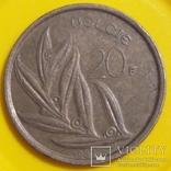 Бельгія 20 франків, 1982