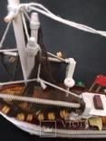 Корабль дерево рыболов, фото №5