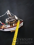 Корабль дерево рыболов, фото №10