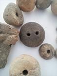 Скифские прясла, грузила, часть горшка, фото №6