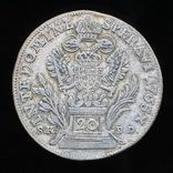 20 Крейцеров 1765 SKPD, фото №2