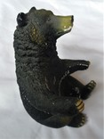 """Подставка под бутылку """"Русский медведь"""" Гипс, фото №3"""