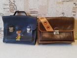 Два портфеля для школьников, фото №2