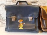 Два портфеля для школьников, фото №3