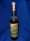 Ликер AMARO GRAN S. BERNARDO 0.73L gr 45 TORINO Италия 1960 - 70 е, фото №2