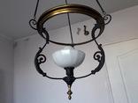Підвісний керосиновий світильник, фото №2