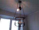 Підвісний керосиновий світильник, фото №3