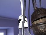 Підвісний керосиновий світильник, фото №7