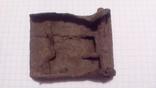 Пряжка люфтшутц залізна, фото №4