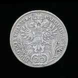 20 Крейцеров 1773 ICSK,, фото №2