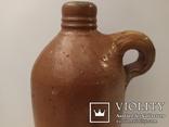 Керамическая бутылка 0.5л Selters Nassau №34, фото №3