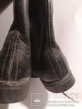 Хромовые сапоги 41р №1, фото №8