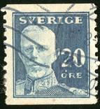 Швеция - King Gustaf V, фото №2
