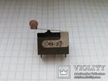 Переключатель микро 5A 250 Vac Pm2-111 рычаг серебро 13 шт, фото №4