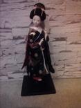 Интерьерная кукла Гейша( Япония), фото №2