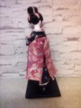 Интерьерная кукла Гейша( Япония), фото №4