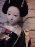 Интерьерная кукла Гейша( Япония), фото №8
